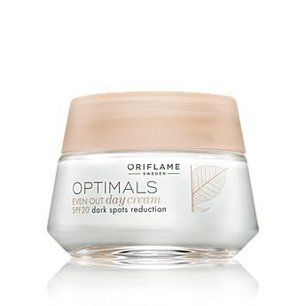 Optimals Even Out Day Cream SPF20 - Optimals Even Out - Skin Care - Shop for Oriflame Sweden - Oriflame cosmetics –UK & USA - Optimals Even Out Day Cream SPF20 25206 |orinet/skin care