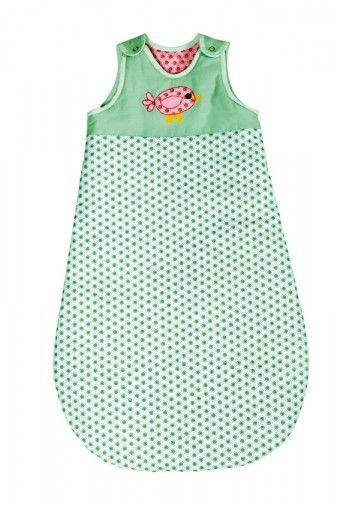 Burda - 9479 Baby trappelzak, verschoonkleed en versiering voor in de box | Naaipatronen.nl | zelfmaakmode patroon online