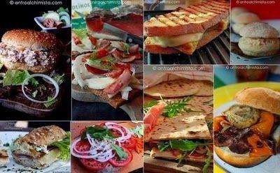 L'Antro dell'Alchimista: Raccolta di ricette di panini, bruschette e crostini - Antro Alchimista's collection of recipes about sandwiches, bruschetta and crostino