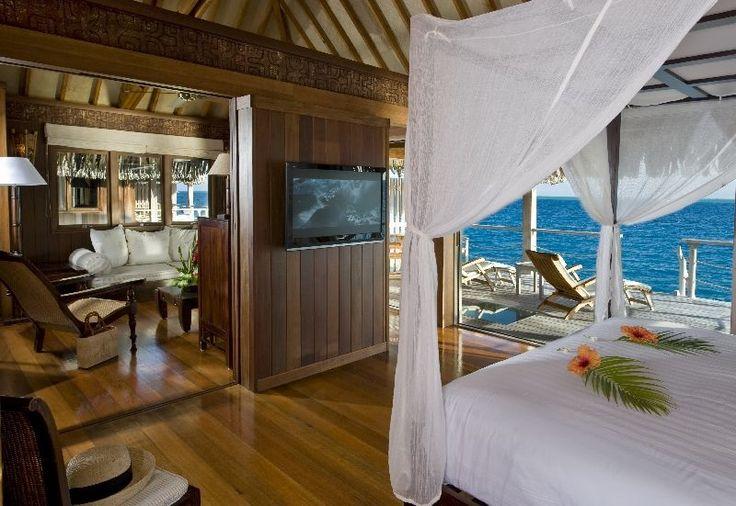 Bora Bora Hilton Nui Resort and Spa