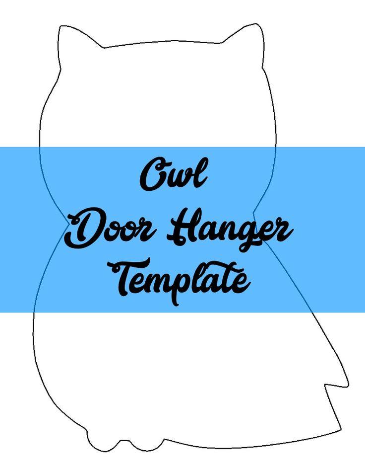 door hangers templates