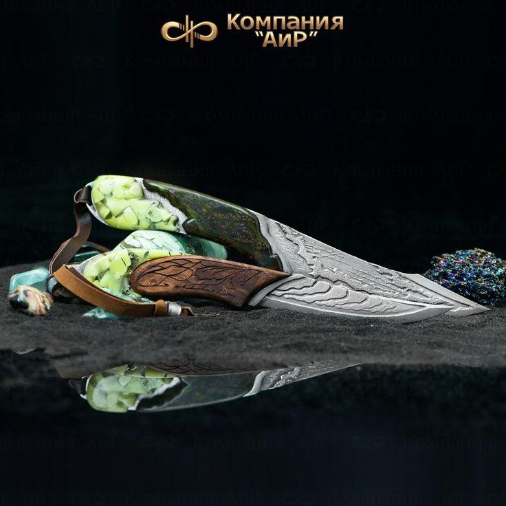 """Нож """"Юпитер"""" (Москва) - КОМПАНИЯ АИР"""