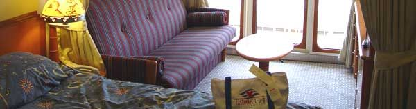 Disney Cruise Line Reviews of Staterooms for the Disney Magic Cruise Ship