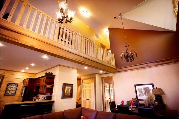 Colonial Concepts Log & Timberframe - White Water Village