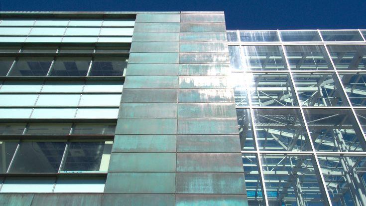 Alpolic Metal Panels : Metal composites natural metals from alpolic materials