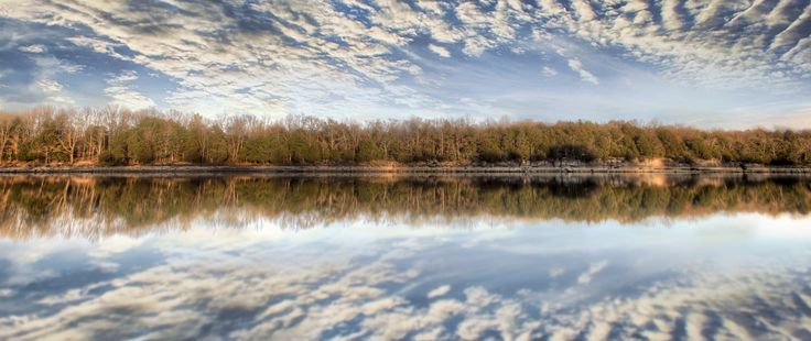 A Cloudy mirror by Tyler Glover on 500px