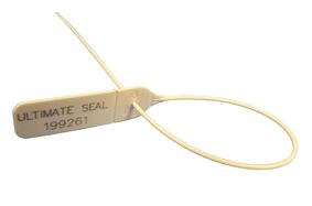 Ultimate Security Seal Plastic Metal Insert