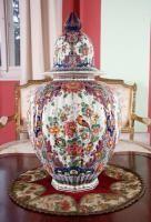 Váza Royal Delft 1960. 74cm