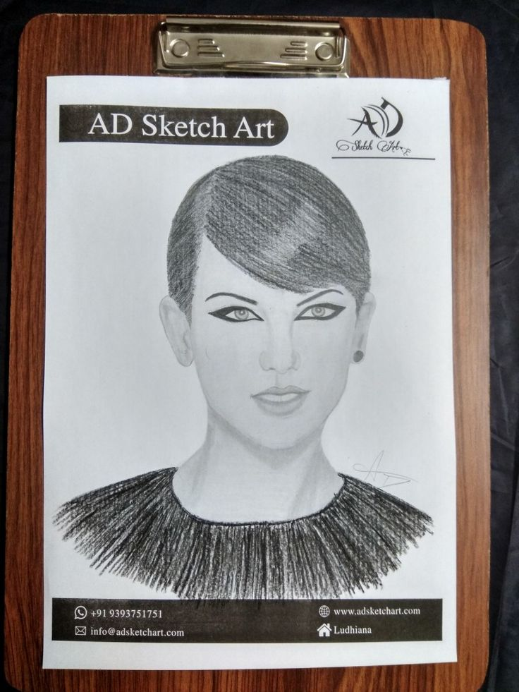 Taylorswift sketch pencilsketch