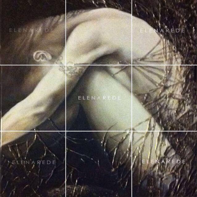 VERITAS MEA LIBERTAS EST | Elena Rede | olio minerale e resina di tela