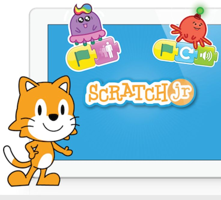 Scratch Junior for KS1! Hoorah.