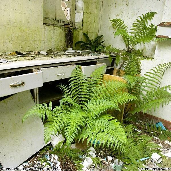 Broomhill Hospital. Glasgow, Scotland. Www.sleepcity.net
