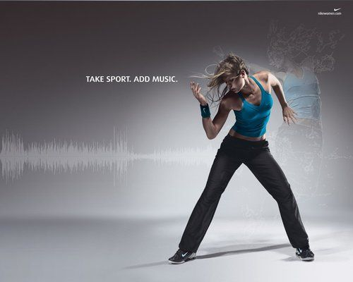 sport+music