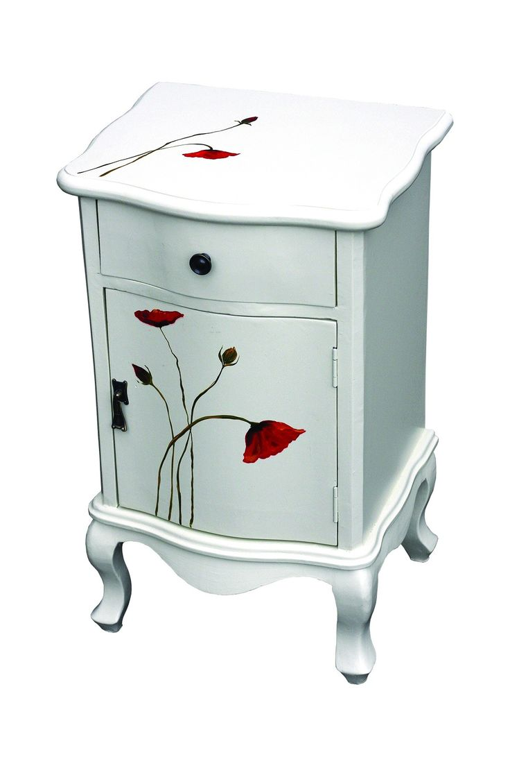 White Painted Furniture best 25+ hand painted furniture ideas on pinterest | floral