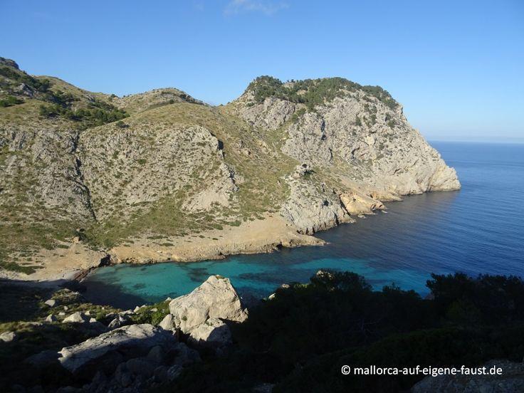 Cala Figuera auf der Halbinsel Formentor – raue Schönheit in Mallorcas Nordwesten