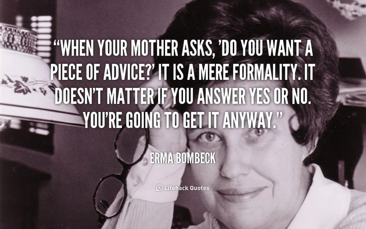 erma bombeck quotes - Yahoo Image Search Results