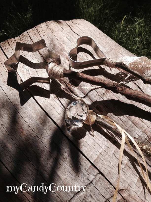 Souvent Oltre 25 idee originali per Bacchette magiche su Pinterest  LS56