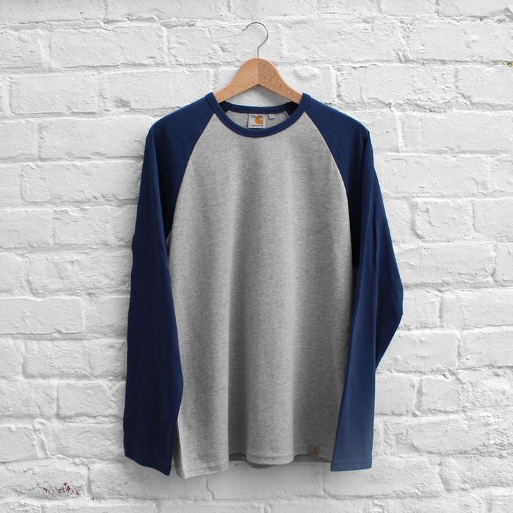 Carthartt L/S Dodgers t-shirt | Garments, Footwear & Accessories | Pinterest | Inspiration