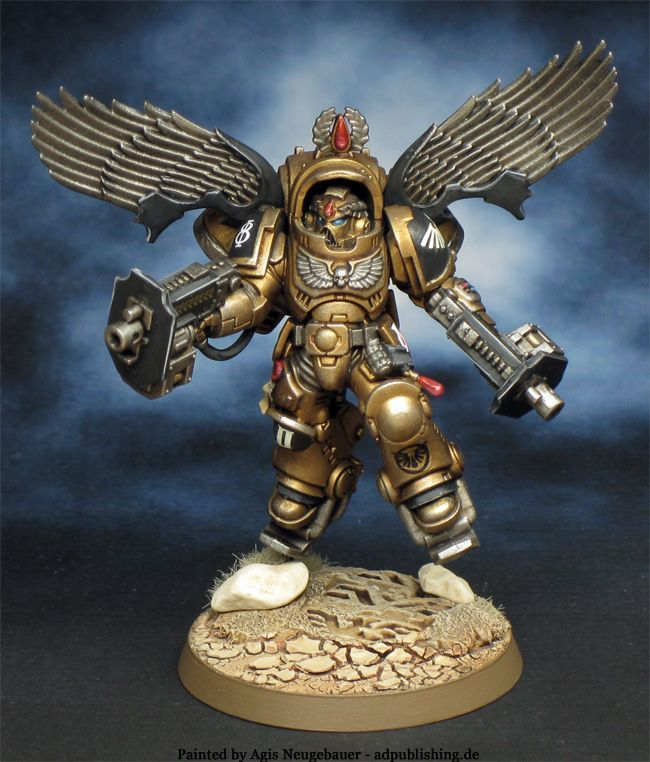 Beasts of War | Groups | Hobby & Painting Town Square | Forum | Agis Primaris Blood Angels