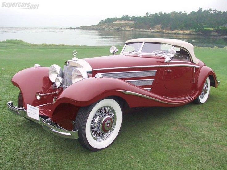 1935 Mercedes-Benz 540K Special Roadster
