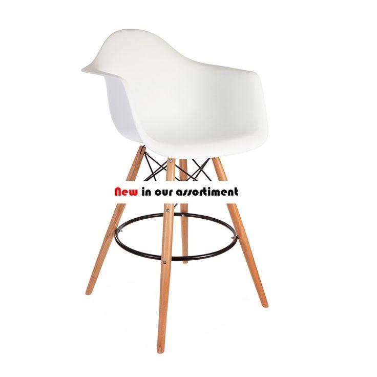 Dominidesign Eames inspired stool kruk