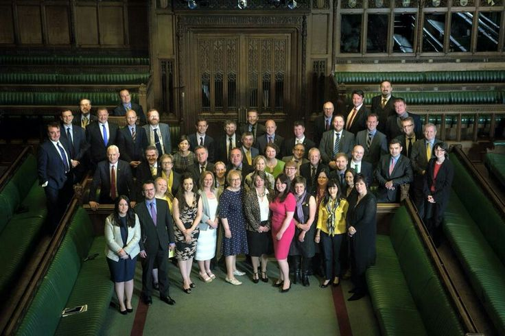 The new faces of Scotland in Westminster.
