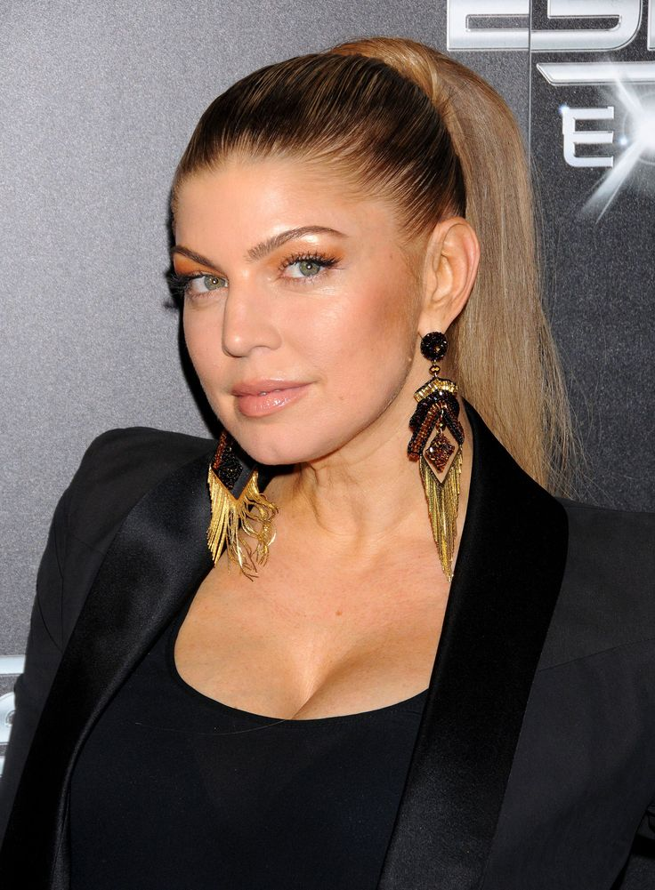 Stacy Fergie Ferguson at The Black Eyed Peas Experience Launch Party in Hollywood 2 Fergie Plastic Surgery #FergiePlasticSurgery #Fergie #celebritypost