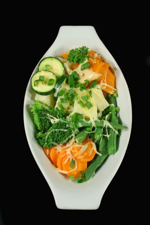 low carb side dishes- links to other low carb recipes