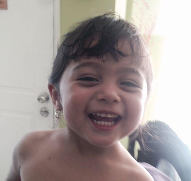 La luz de su sonrisa ❤️