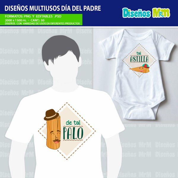 Disenos Dia Del Padre Para Estampar Poleras Y Otros Mas Camisetas Dia Del Padre Polera