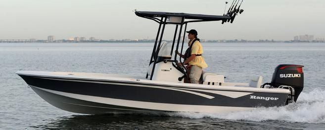 2410 BAY RANGER®   Saltwater Boats   Ranger Boats