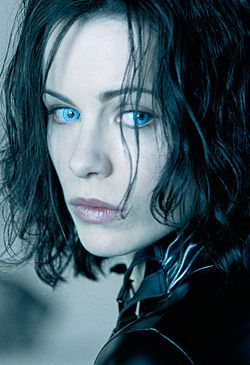 Kate Beckinsale in underworld! Best trilogy ever!