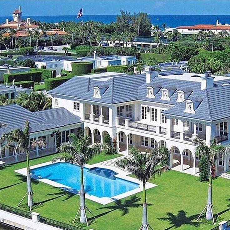 1973 best images about mega mansions on pinterest for Mega mansions in florida