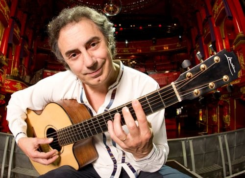 Sunfest presents Pierre Bensusan in London, ON live at Aeolian Performing Arts Center - March 8, 2013