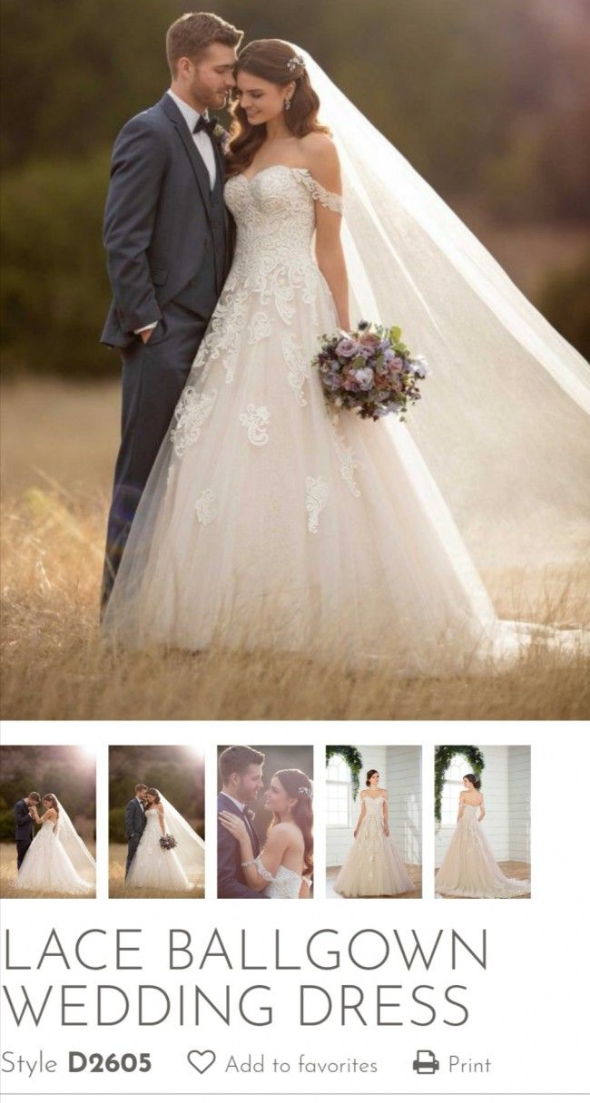 Pin By Cassandra Goss On Still White Wedding Dresses Lace Ballgown Ball Gowns Wedding Dress Styles [ 1216 x 650 Pixel ]