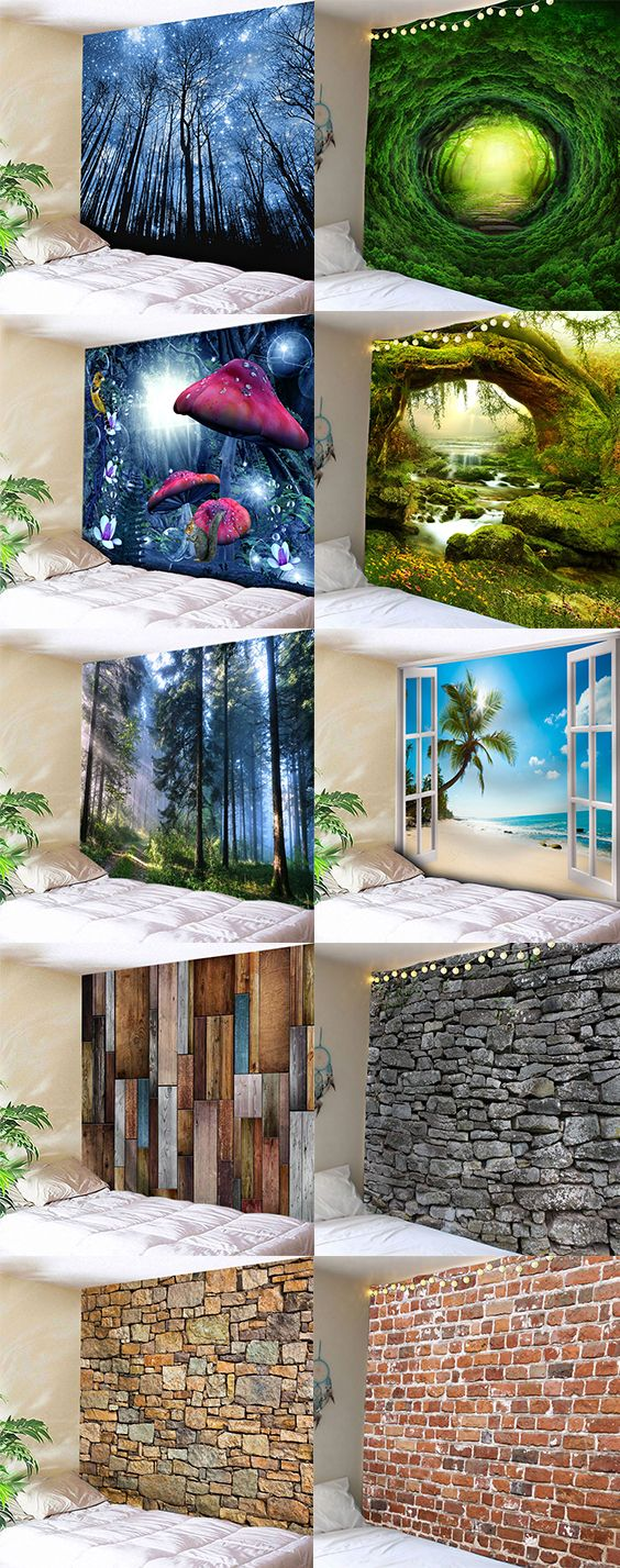 Home decor ideas for Living Room,find the latest wall tapestries at Dresslily.com.FREE SHIPPING WORLDWIDE!