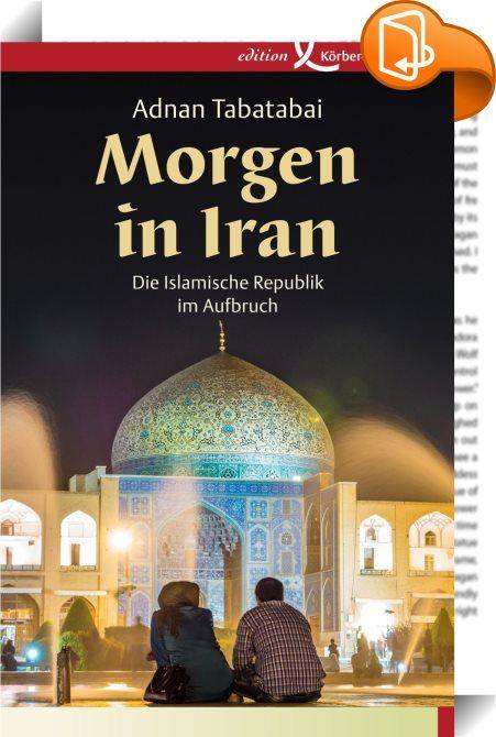 Morgen in Iran    ::  Kaum ein Land hat im Westen ein so negatives Image wie die Islamische Republik Iran. Die jahrtausendealte persische Kultur, die prächtigen Sehenswürdigkeiten: All das tritt in der öffentlichen Wahrnehmung zurück hinter religiösem Dogmatismus und anhaltenden Menschenrechtsverletzungen. Doch wer das Leben in Iran darauf reduziert, greift zu kurz, erklärt Adnan Tabatabai.  Iran ist ein Land voller Spannungen und Widersprüche und die Iraner haben gelernt, sich dazwisc...