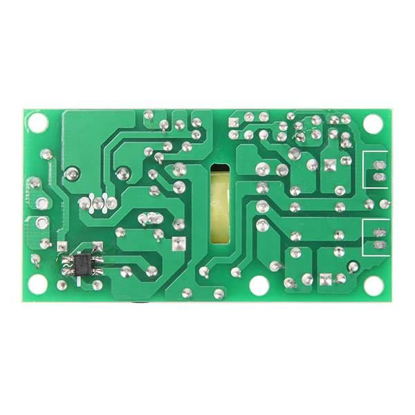 12V 5V Fully Isolated Switching Power Supply AC-DC Module 220V to 12V Feature: The power supply is fully isolated industrial grade built-in power module with temperature protection, overcurrent protection and short circuit full protection, AC85 ~ 265V wide voltage input, high and low voltage...