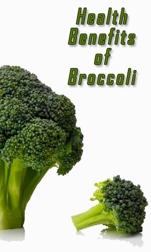 Health Benefits of Broccoli http://fitering.com/health-benefits-broccoli/