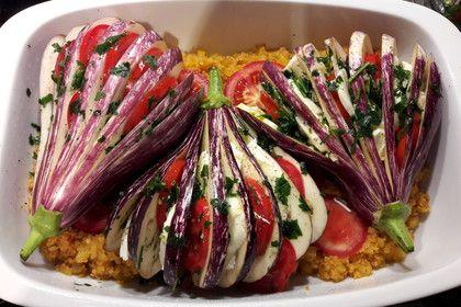 Gebackene Auberginen, ein tolles Rezept aus der Kategorie Gemüse. Bewertungen: 171. Durchschnitt: Ø 4,4.