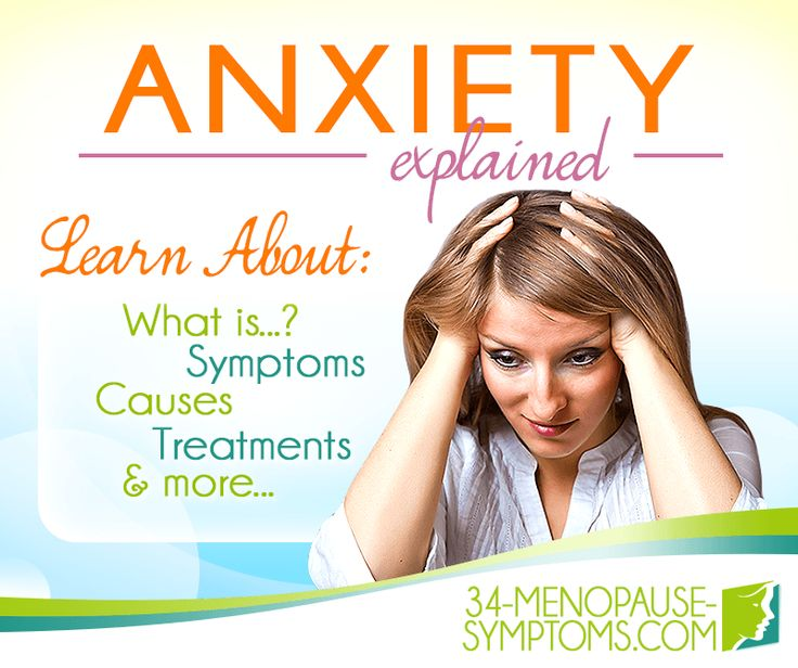 Anxiety during menopause can diminish your quality of life if not given the right attention. Enter here to learn everything you must know about anxiety during menopause.