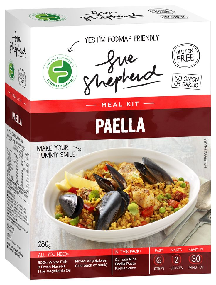 Paella Meal Kit