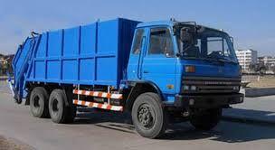DongFeng garbage truck