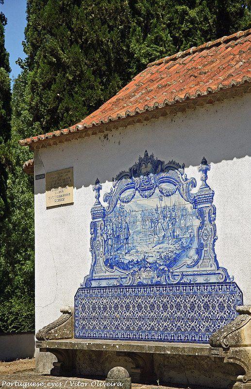 Capela de São Lourenço - Tomar - Portugal