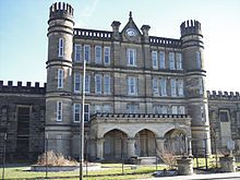 West Virginia Penitentiary....definitely is haunted....great place to ghost hunt!!