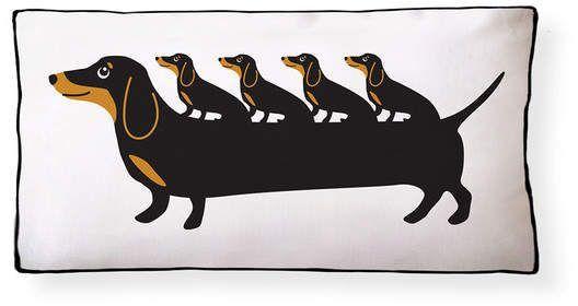 Dachshund Puppies Pillow Dachshundpuppy Dachshund Puppies