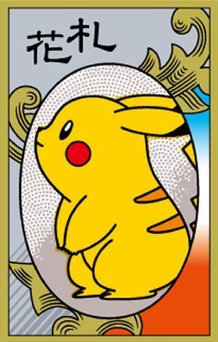 New! Pokemon Hanafuda Japanese Traditional Card Game Japan F/S #Pokemon