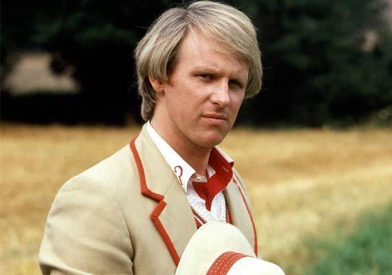 Fifth Doctor Peter Davison