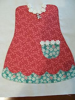 Doll dress inspiration