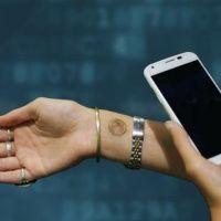 VivoLnk's Digital Tattoo will unlock your Moto X | Digital Trends
